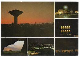SAUDI ARABIA POSTCARD , VIEW CARD WATER TOWER RIYADH - Arabie Saoudite