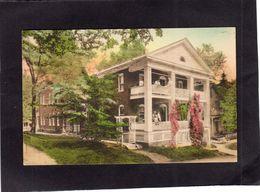 95229    Stati  Uniti,   Presbyterian  Missionary Home,  Chautauqua Institution,  Chautauqua,  VG  1931 - Lake George