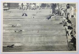 Foto Cromo Olimpiada De Los Ángeles. 1932. Nº 122. Natación. USA. Holanda. Inglaterra. Hecho En 1936 Olimpiada De Berlín - Trading Cards