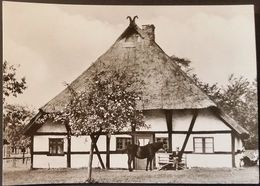 Ak DDR - Klockenhagen - Freilichtmuseum - Bauernhaus - Ribnitz-Damgarten