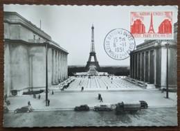 CM 1951 - YT N°911 - NATIONS UNIES - PARIS - 1950-59