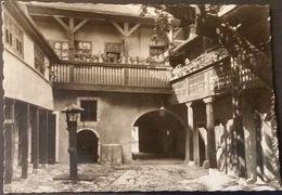 Ak Deutschland - Weimar - Kirms - Krackow - Haus - Hof Mit Galerie - Weimar