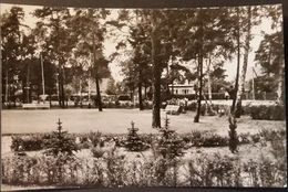 Ak DDR - Klausdorf , Kr. Zossen - Grünanlage An Der HO Strandgaststätte - Klausdorf