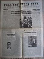 - CORRIERE DELLA SERA RIPRODUZIONE DEL 16-12-1966 E' MORTO WALT DISNEY - Libri, Riviste, Fumetti