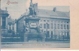 Bruxelles - Monument National, Place Des Martyrs - Monumenti, Edifici