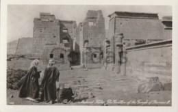 Egypt - Thebes - Medinet Habu - Temple Of Ramses III - Egypt