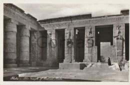 Egypt - Thebes - The Temple Of Medinet Habu - Egypt