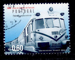! ! Portugal - 2006 Railway - Af. 3487 - Used - 1910-... République