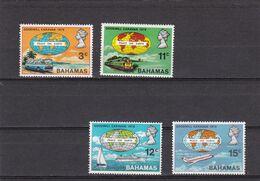 Bahamas Nº 292 Al 295 - Bahamas (1973-...)