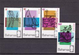 Bahamas Nº 261 Al 264 - Bahamas (1973-...)
