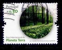 ! ! Portugal - 2008 Planet Earth - Af. 3663 - Used - Usati