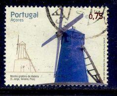 ! ! Portugal - 2007 Wind Mills - Af. 3552 - Used - 1910-... République