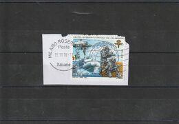 Storia Postale -  Usato Su Frammento (2018 - Gruppo Intervento Speciale Dei Carabinieri) - - 6. 1946-.. Republic