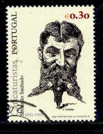 ! ! Portugal - 2005 Caricatures - Af. 3257 - Used - 1910-... République