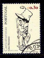! ! Portugal - 2005 Caricatures - Af. 3258 - Used - 1910-... République