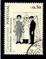 ! ! Portugal - 2005 Caricatures - Af. 3263 - Used - 1910-... République