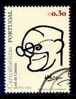 ! ! Portugal - 2005 Caricatures - Af. 3259 - Used - 1910-... République