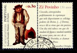 ! ! Portugal - 2005 Caricatures - Af. 3266a - Used - 1910-... République