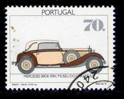 ! ! Portugal - 1992 Automobile Museum - Af. 2038 - Used - 1910-... República