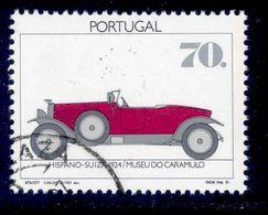 ! ! Portugal - 1992 Automobile Museum - Af. 2039 - Used - 1910-... República