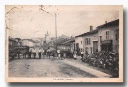 CHAMBREY KAMBRICH Etablissements P.VERNIER Livraison Du Bois  Carte Rare   (scan Recto Verso) Ref 0928 - France