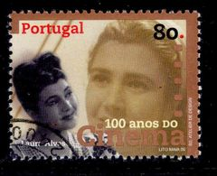 ! ! Portugal - 1996 Cinema - Af. 2358 - Used - 1910-... República