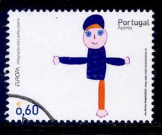 ! ! Portugal - 2006 Europa CEPT - Af. 3399 - Used - 1910-... République