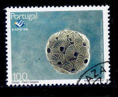 ! ! Portugal - 1997 Expo 98 Plancton - Af. 2454 - Used - 1910-... República