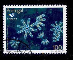 ! ! Portugal - 1997 Expo 98 Plancton - Af. 2455 - Used - 1910-... República