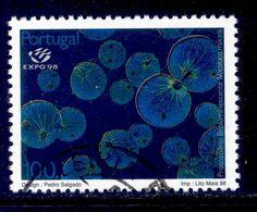 ! ! Portugal - 1998 Expo 98 Plancton - Af. 2479 - Used - 1910-... República