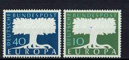 A100.102 // Deutschland 1957 // Mi. 268/269 ** // Europa - 1957