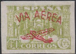1937.  * Edifil: EMISIONES LOCALES PATRIOTICAS IFNI 3. Valor Clave - Nationalistische Ausgaben