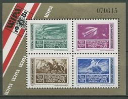 Ungarn 1981 WIPA'81 Wien Mit WIPA V.1933 Block 150 A Postfrisch (C92581) - Hojas Bloque
