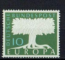 A100.098 // Deutschland 1957 // Mi. 268 ** // Europa - 1957