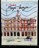 France 2013 - YT 4730 (o) Sur Fragment - Frankreich