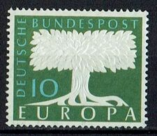 A100.097 // Deutschland 1958 // Mi. 294 ** // Europa - 1957
