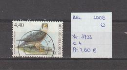 België 2008 - Yv. 3733 - OCB 3751 Gest./obl./used - Belgium