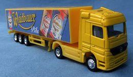 Werbe-Truck  -  Von Waidbauer Pils - Autres