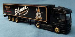 Werbe-Truck  -  Eibauer Schwarzbier - Autres