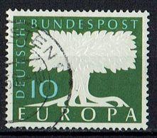 A100.095 // Deutschland 1958 // Mi. 294 O // Europa - 1957