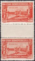 1930. * Edifil: 582(2). PRO UNION IBEROAMERICANA-INTERPANEL - 1889-1931 Königreich: Alphonse XIII.