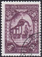 1930. º Edifil: 579. PRO UNION IBEROAMERICANA. Valor Clave - 1889-1931 Königreich: Alphonse XIII.