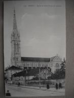 1941  Carte Postale NANCY   EGLISE Notre Dame De Lourdes    54  Meurthe Et Moselle - Nancy
