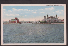 Postcard - USA - Circa 1910 - Ellis Island - Non Circulee - A1RR2 - Ellis Island