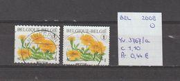 België 2008 - Yv. 3767/a - OCB 3785b/3824 Gest./obl./used - Belgium