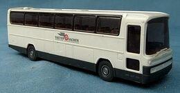 Wiking 1:87  -  Mercedes Benz Reisebus O 303 RHD  -  Taeter Aachen - Autres
