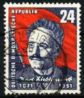 DDR 1951 Nr 294 Gestempelt X5EF68E - [6] República Democrática