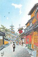 KYOTO - YASAKA STREET ON NEW YEAR'S - Kyoto