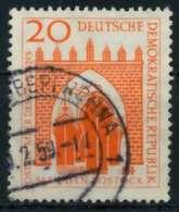 DDR 1958 Nr 634 Gestempelt X8BBDF2 - [6] República Democrática