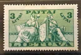 LITHUANIA 1934/35 - MLH - Sc# 293 - 3l - Lithuania